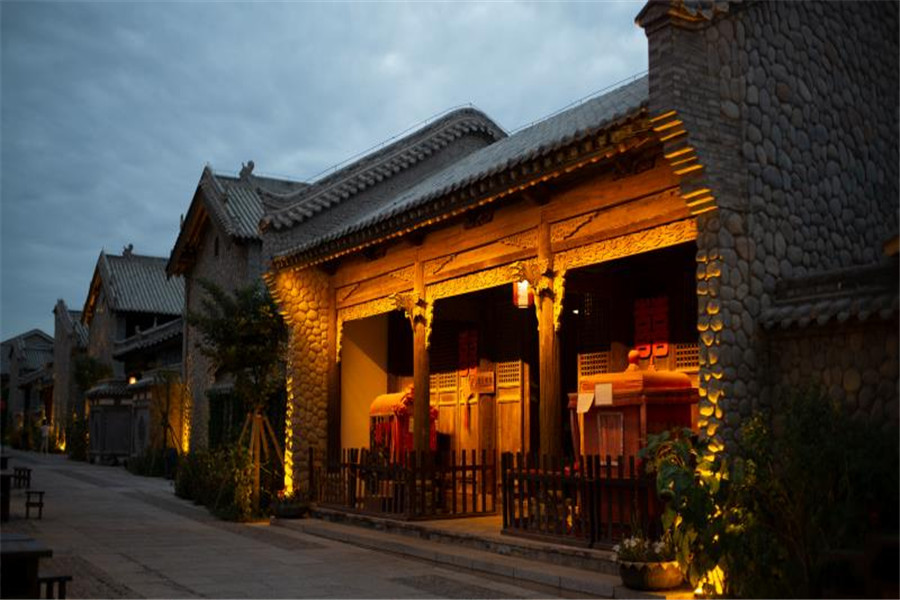 丹霞口旅游度假小镇